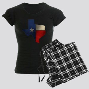 State of Texas1 Women's Dark Pajamas
