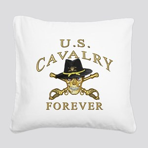 forcav0 Square Canvas Pillow