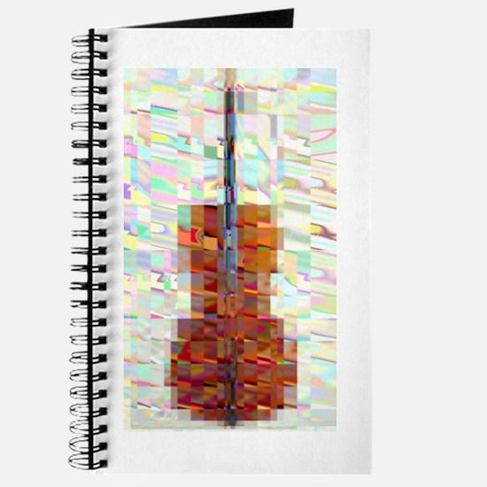 Cute Viola Journal