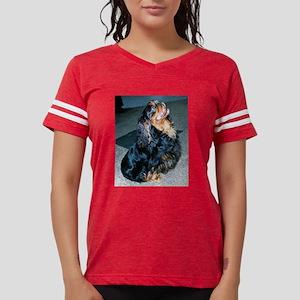 english toy spaniel sitting T-Shirt