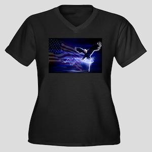 Isfge1 Plus Size T-Shirt