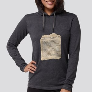 IPO Trial Excuses Long Sleeve T-Shirt