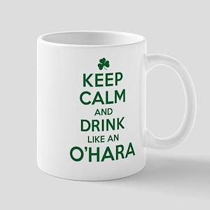 Drink Like an O'Hara Mugs