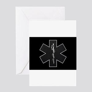 emt_bwmh Greeting Cards