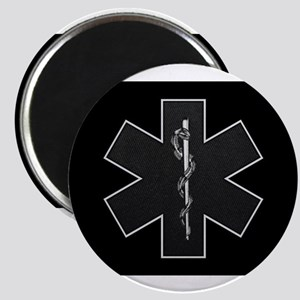 Star of Life(BW) Magnets
