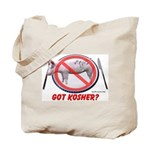 Got Kosher? Tote Bag
