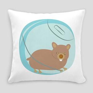 Hamster Ball Everyday Pillow