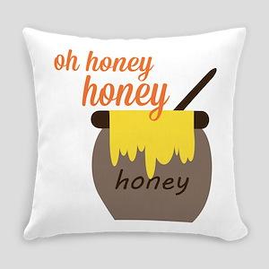 Oh Honey Everyday Pillow