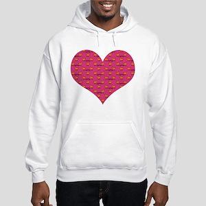 Llama Mania Hooded Sweatshirt