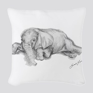 Ellie Woven Throw Pillow