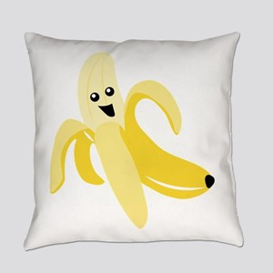 Silly Banana Everyday Pillow