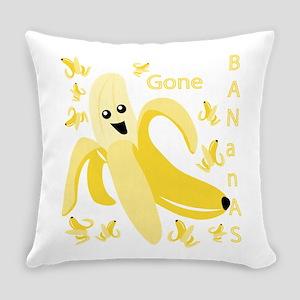 Gone Banana Everyday Pillow