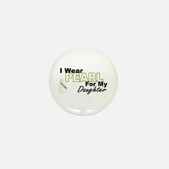 I Wear Pearl 3 (Daughter LC) Mini Button