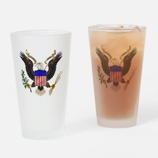 eag;e_seal_pln8.png Drinking Glass