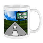 Yeshua Is The Way Mug