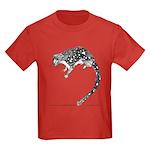Spot Tailed Quoll Kids Dark T-Shirt