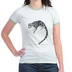 Spot Tailed Quoll Jr. Ringer T-Shirt