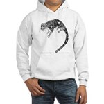 Spot Tailed Quoll Hooded Sweatshirt