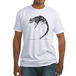 Spot Tailed Quoll Fitted T-Shirt