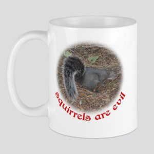 Evil Squirrel Mug