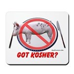 Got Kosher Mousepad