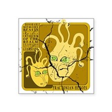 Fractonia Memory Beast Sticker