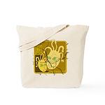 Fractonia Memory Beast Tote Bag