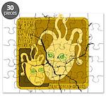 Fractonia Memory Beast Puzzle