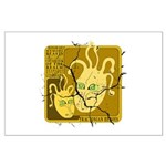 Fractonia Memory Beast Posters