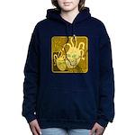 Fractonia Memory Beast Women's Hooded Sweatshirt