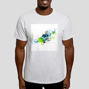 Kayak Capers 83 - Urban Kayak Light T-Shirt