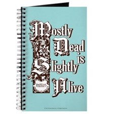 Mostly Dead Journal