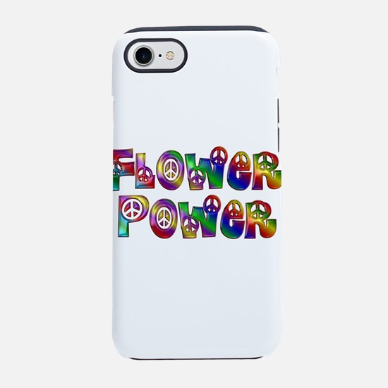 Colorful Flower Power iPhone 8/7 Tough Case