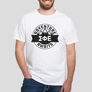 Sigma Phi Epsilon Adventure Men's Classic T-Shirts