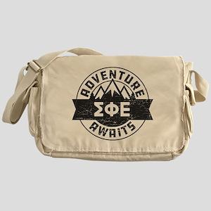 Sigma Phi Epsilon Adventure Messenger Bag