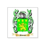 Mavros Square Sticker 3