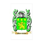 Mavrishchev Sticker (Rectangle 10 pk)