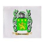 Mavrishchev Throw Blanket