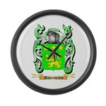 Mavrishchev Large Wall Clock