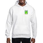 Mavric Hooded Sweatshirt