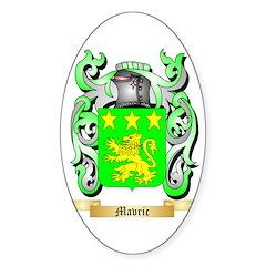 Mavric Sticker (Oval)