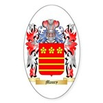 Maury Sticker (Oval)