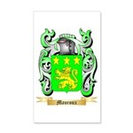 Mauroux 20x12 Wall Decal