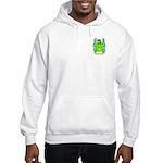 Maurou Hooded Sweatshirt