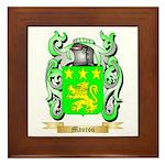 Maurou Framed Tile