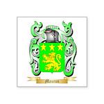 Mauron Square Sticker 3