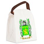 Mauro Canvas Lunch Bag