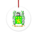 Mauro Round Ornament