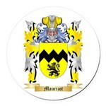 Maurizot Round Car Magnet