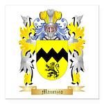 Maurizio Square Car Magnet 3